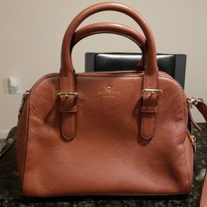 Kate Spade Pebbled Handbag